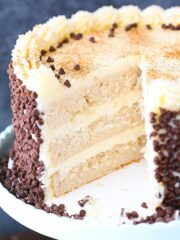 Picture of Cannoli Layer Cake