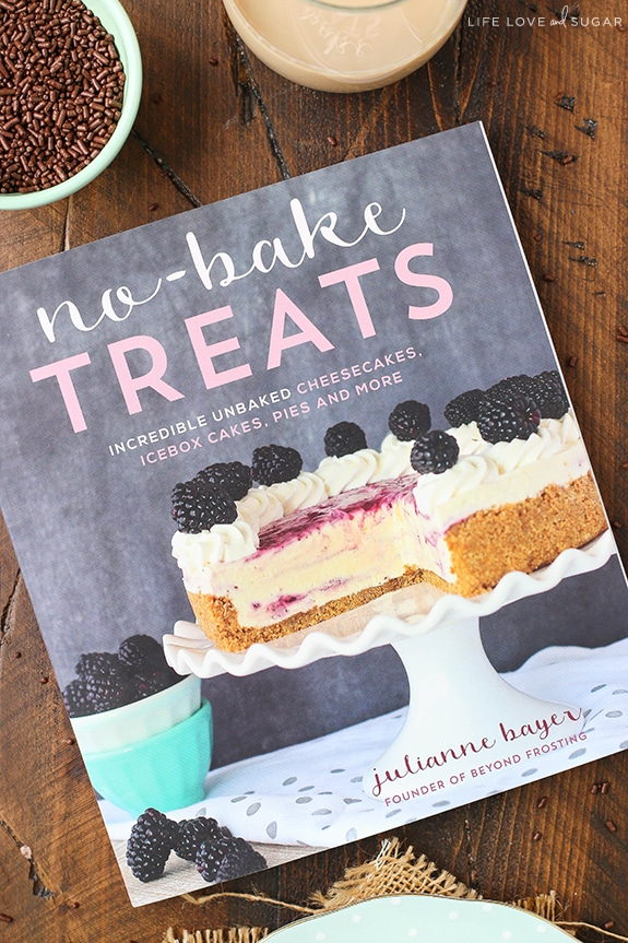No Bake Treats Cookbook by Julianne Bayer