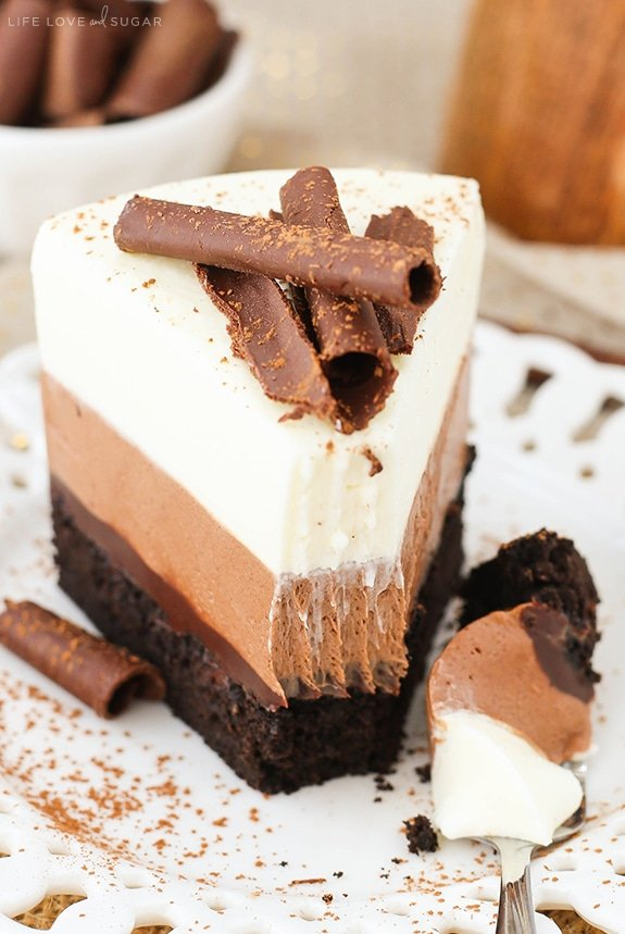 Wegmans Triple Chocolate Mousse Cake Recipe