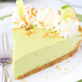 Avocado Key Lime Pie Image