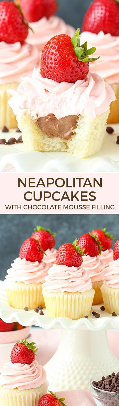 neapolitan-cupcakes-collage1