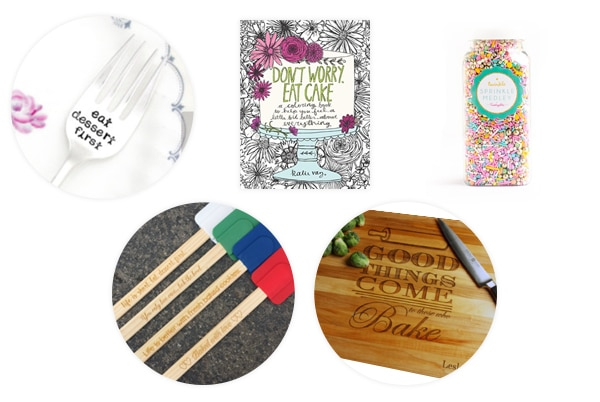 Holiday Gift Guide for Bakers - more fun gifts