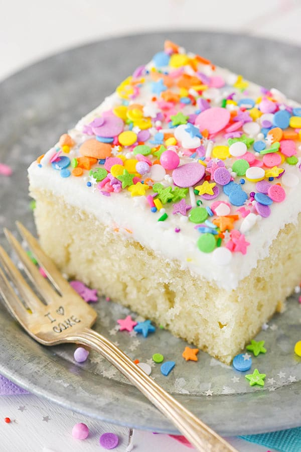 What To Do With Vanilla Cake Mix