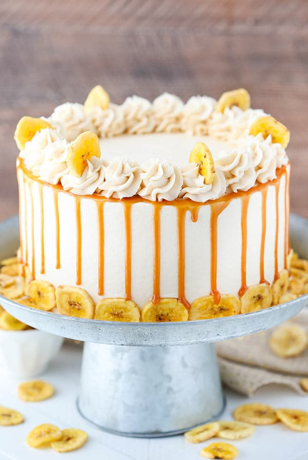 What Is Banana Foster Cake