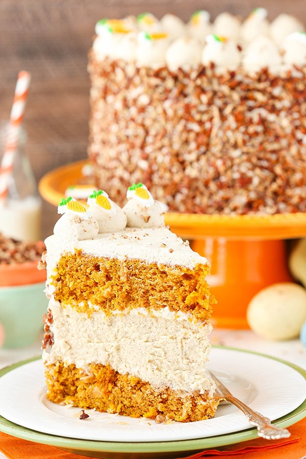 Image of The Best Carrot Cake Ever