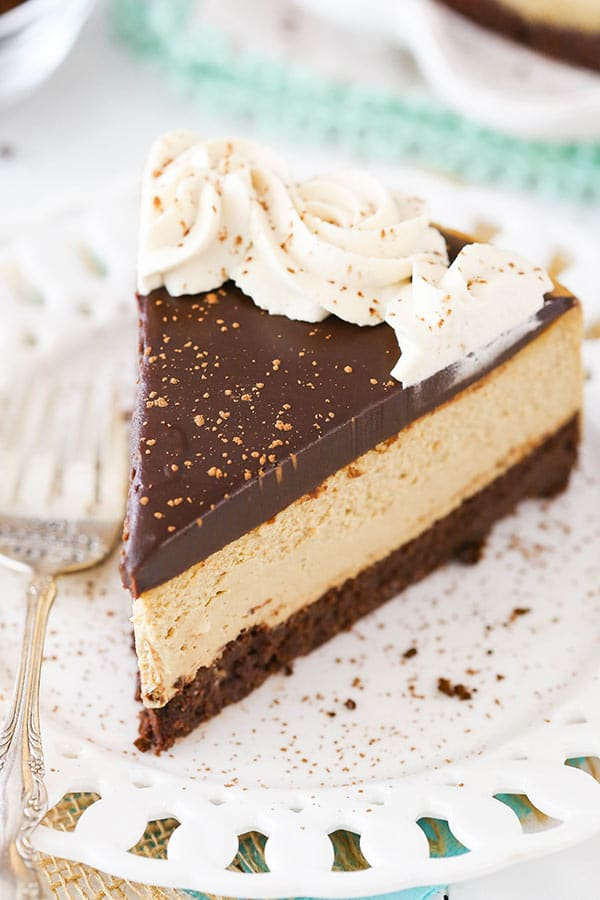 Easy Coffee Cheesecake Recipe