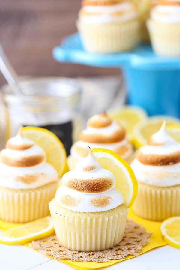 Favorite Lemon Meringue dessert