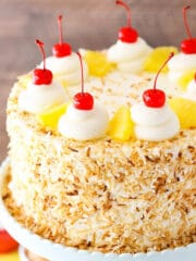 full image of Pina Colada Layer Cake