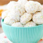 Toasted Coconut Bunny Tails
