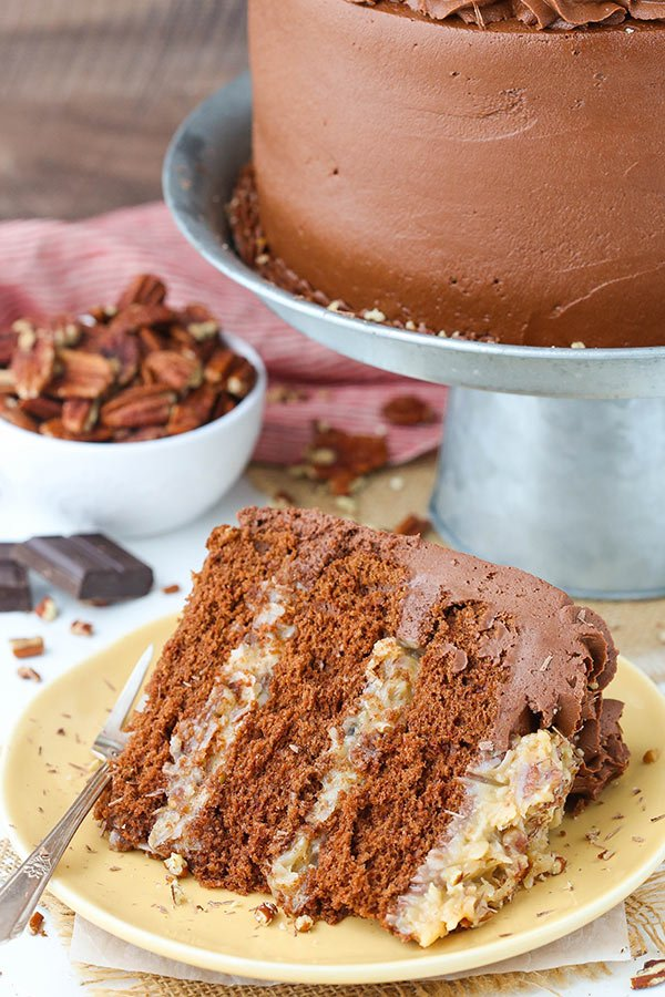 German Chocolate Cake Classic Chocolate Cake Recipe