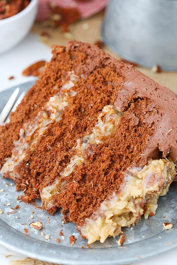 German Chocolate Layer Cake recipe