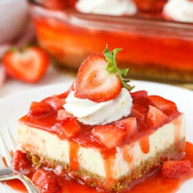 Image of Strawberry Cheesecake