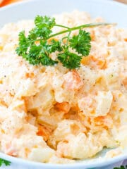 Image of Three Potato Salad