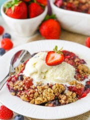 Image of Triple Berry Crisp