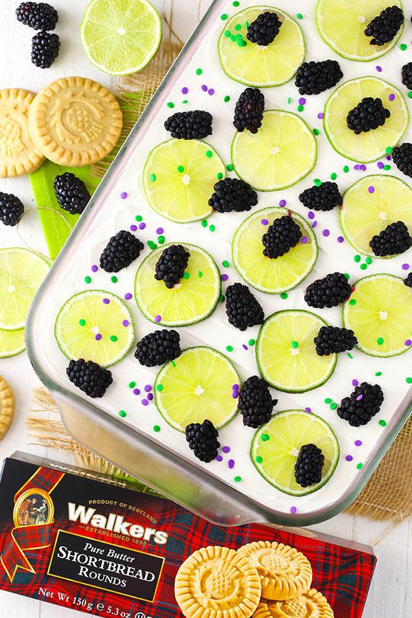 Blackberry Lime Lush Recipe