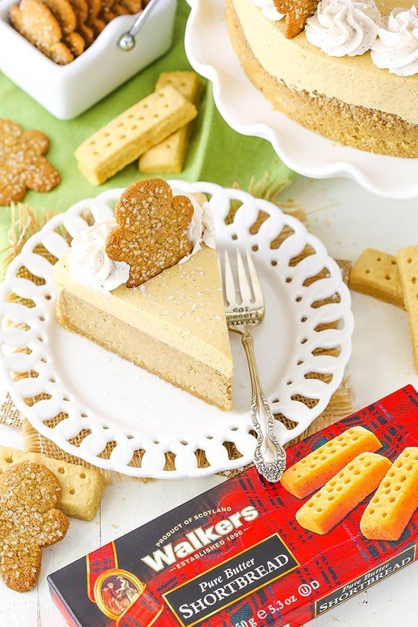Best Gingerbread Cheesecake Recipe