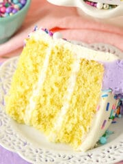 image of Moist Vanilla Layer