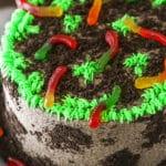 Dirt Cake | AMAZING Chocolate Cake Recipe