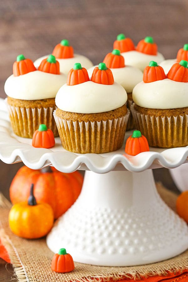 Best Moist Pumpkin Cupcakes recipe