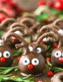 Reindeer Cookie Balls | Easy, Adorable Christmas Cookie Recipe