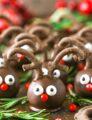 Reindeer Cookie Balls | Easy, Adorable Christmas Cookie Recipe
