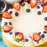 The Best No-Bake Cheesecake Recipe | Life Love and Sugar