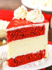 Red Velvet Cheesecake Cake Recipe | Classic Red Velvet Recipe