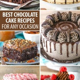 Chocolate Cake roundup