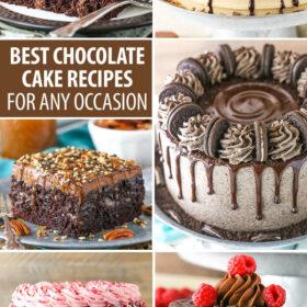 Chocolate Cake roundup