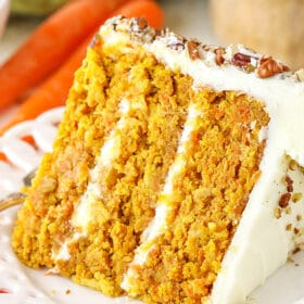 The BEST Carrot Cake Recipe Ever | Easy Carrot Cake Recipe