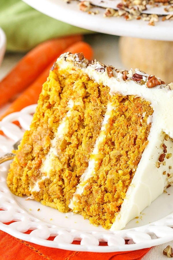 The Best Carrot Cake Recipe Ever Moist And Easy Carrot Cake Recipe