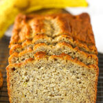 Moist & Easy Banana Bread Recipe