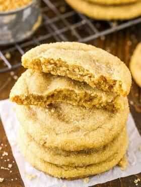 Easy Brown Sugar Cookies image