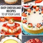 10 Easy Cheesecake Recipes for Beginners