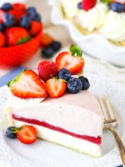 Image of Berry Almond Cream Pie