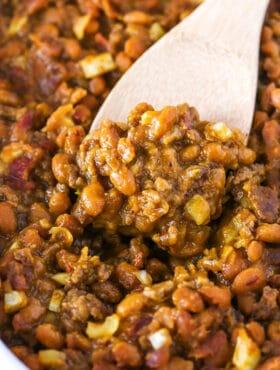 Amazing Baked Beans Recipe