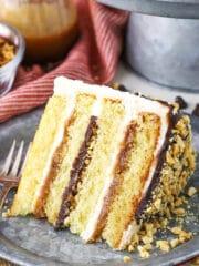 Image of Drumstick Layer Cake recipe