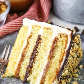 Image of Drumstick Layer Cake recipe