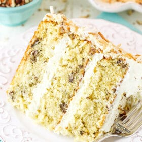 Image of Italian Cream Cake