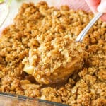 Old Fashioned Easy Apple Crisp Recipe