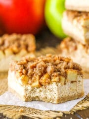 Image of Apple Cheesecake Streusel Bars