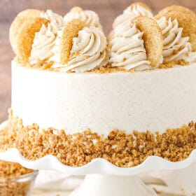 snickerdoodle layer cake