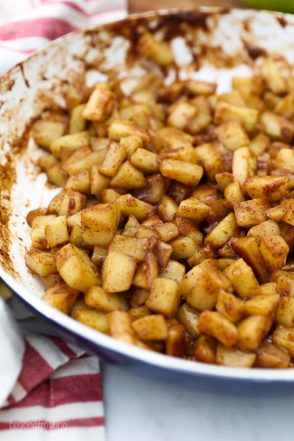 stovetop apple pie filling