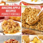 22 Amazing Apple Recipes for Fall