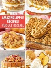 22 Amazing Apple Dessert and Breakfast Ideas to Try