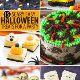 15 Wicked Easy Halloween Food Ideas for Kids & Adults