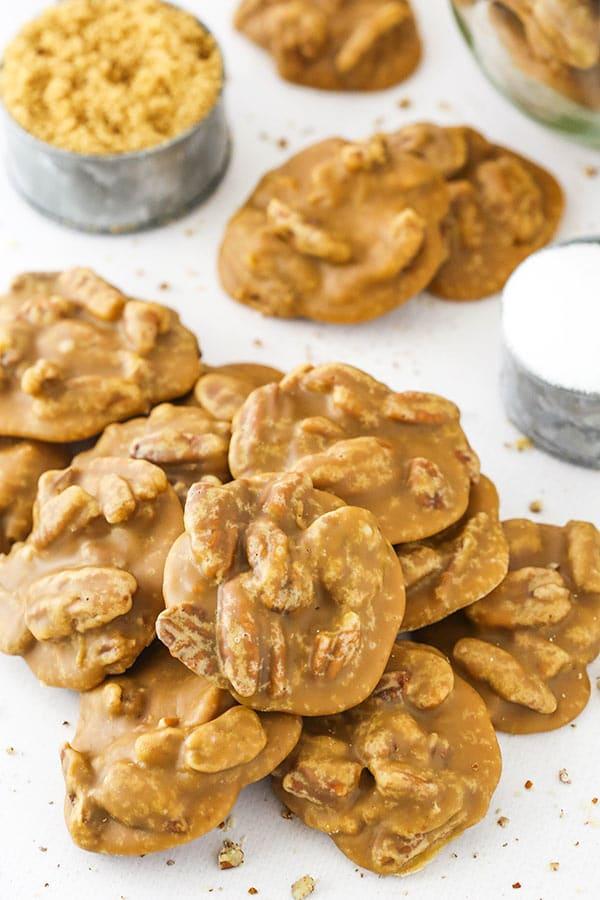 Best Southern Pecan Pralines Recipe