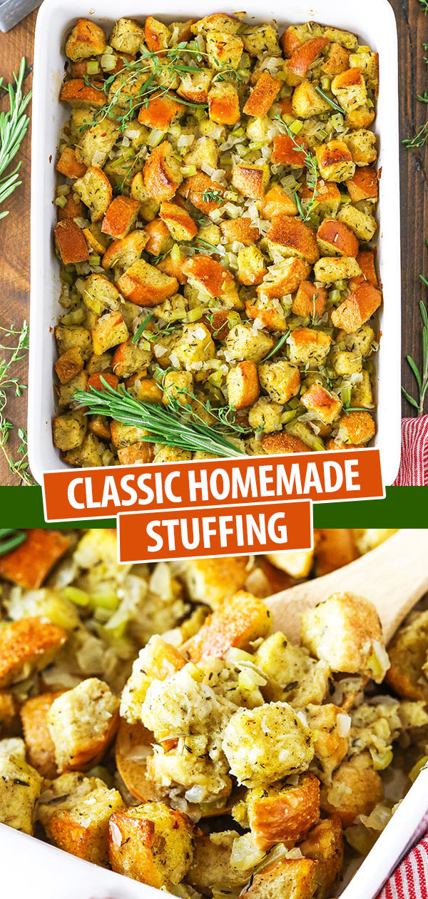 stuffing photo collage