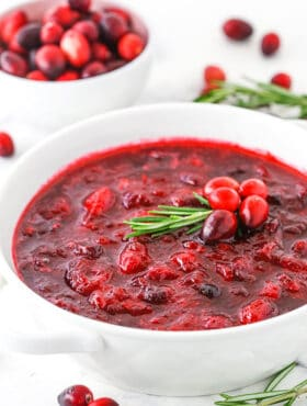 Image of Cranberry Sauce