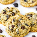 cherry chocolate chip oatmeal cookies recipe